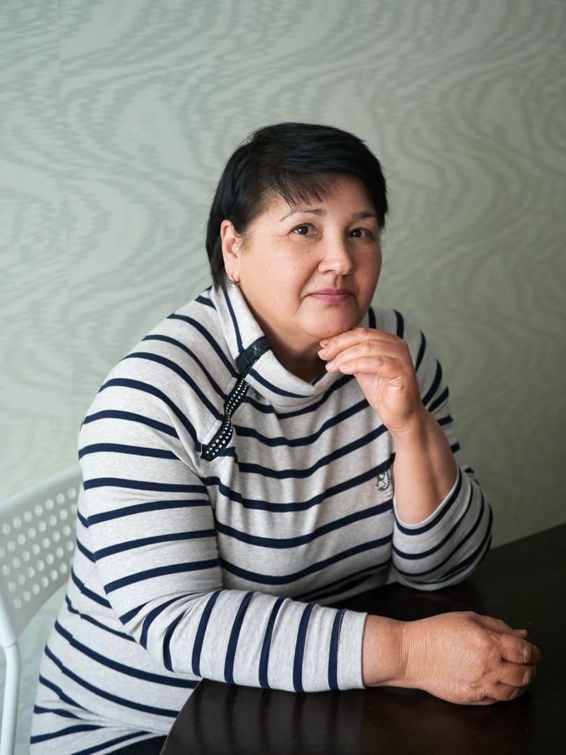 Кулачкова Людмила Аслановна, Преподаватель курса