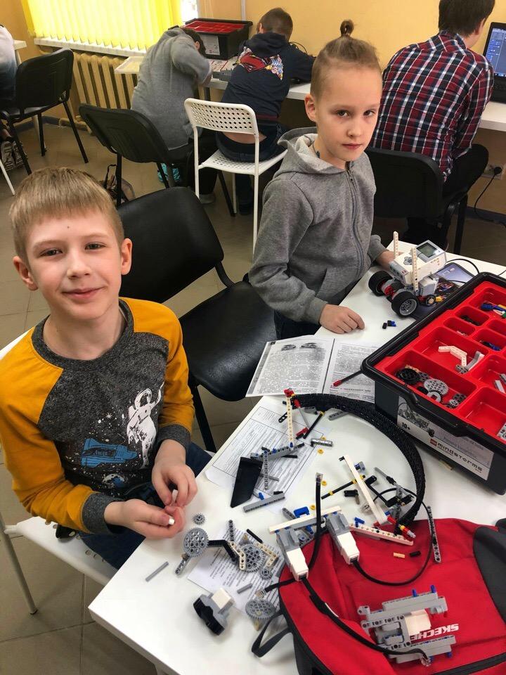 Школа робототехники Roboland