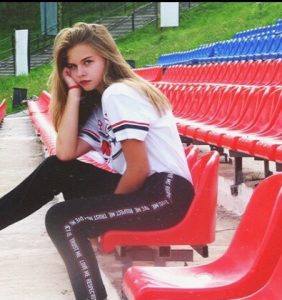 Краснобаева<br> Анастасия